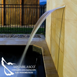 Cascada SILKFLOW 900 mm Decorativa Piscina Astral